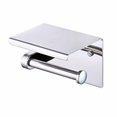 KES SUS 304 Stainless Steel Toilet Paper Holder Storage Wall Mount,BPH201S1/-2