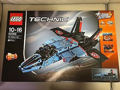 LEGO 42066 Technic Air Race Jet - Brand New Sealed