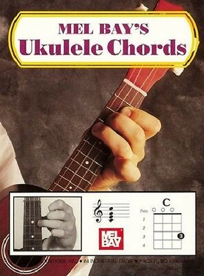 Partition Ukulele & DVD - Mel Bay - Ukulele Chords