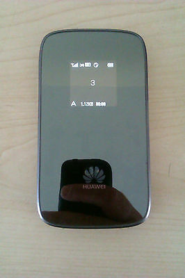 HUAWEI E589 100MBPS 4G LTE HOTSPOT MOBILE BROADBAND ROUTER WIFI WI-FI EE simfree