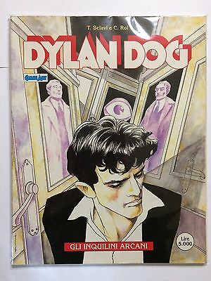 Dylan Dog Gli Inquilini Arcani Ed.Comic Art 1992