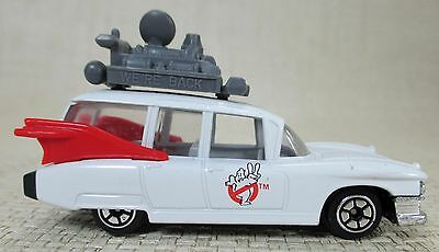 1989 Vintage Die-Cast Car Wagon Ghostbusters 2 Ecto I Columbia Pictures. No Tags