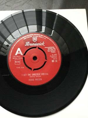 Jackie Wilson - I Get The Sweetest Feeling / Higher And Higher   Demo