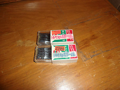 Singer Sewing machine machine needles 149 x s25  size 12 APPROX. 100 NEEDLES