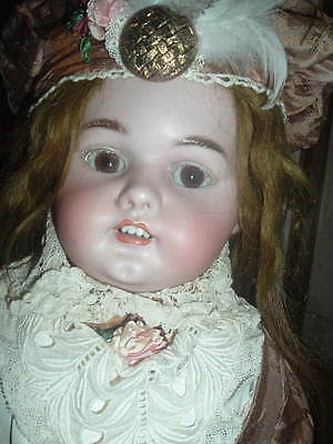 Antique Simon and Halbig 1080 German Bisque doll