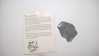 1715 Fleet Pirate Treasure Coin New Loot Spanish