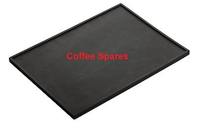 COFFEE TAMPER MAT  200 x 145 x 8 mm for espresso coffee machine and grinders