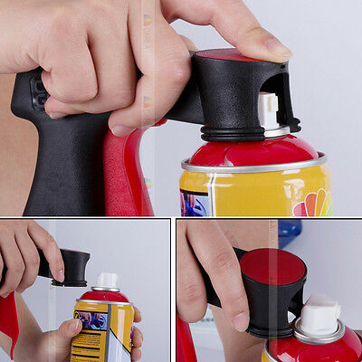 10PCS Plasti Dip Handle Spray Paint Can Gun Rim Membrane Portable Plastic Rubber
