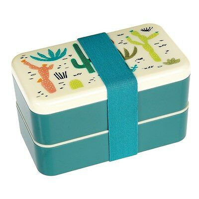 Rex London DESERT IN BLOOM ADULT BENTO BOX