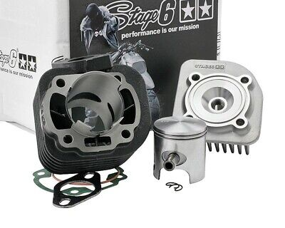 Zylinder Kit STAGE6 Streetrace 70ccm / 10mm - APRILIA SR50 AC (94-97)