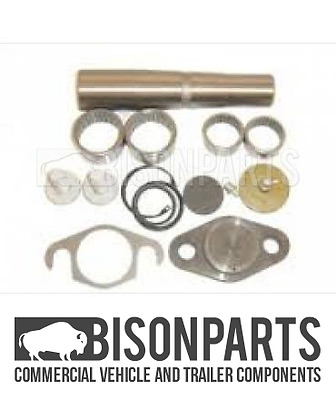 +Iveco Eurocargo 1991 - 2015 Steering King Pin Kit (One Wheel Only) Bp123-098