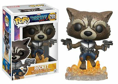 Guardians of the Galaxy 2 Pop! Vinyl Figure - Rocket #201