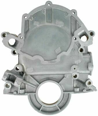 Ford 302 / 351W Timing Cover W/ Dipstick Hole & Fuel Pump Mount Fits 1969 To 89