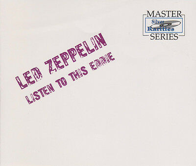 "Led Zeppelin ""Listen To This Eddie"" 3cd OOP Rare California: 21st June 1977"