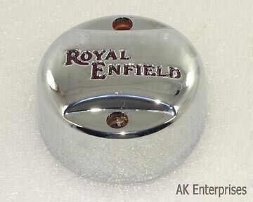 Brand New Royal Enfield Distributor Cover Cap In Plastic @ak