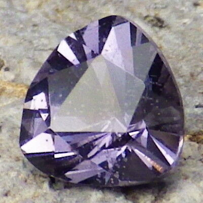 BLUE-LAVENDER SPINEL-MADAGASCAR 0.83Ct CLARITY P1-SMALL RING SIZE-CALIBRATED