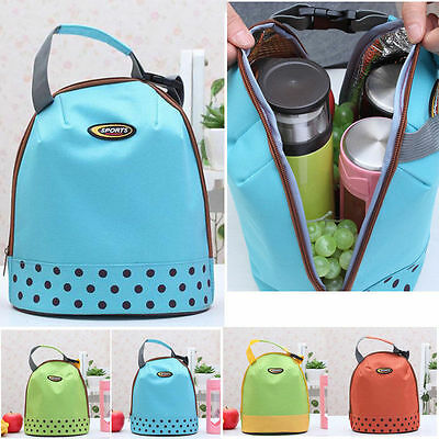 Portable Thermal Waterproof Cooler Picnic Travel Carry Tote Lunch Storage Bag