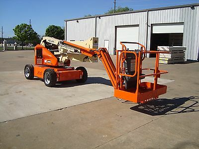 JLG Boom Lift  E450AJ 2008 (45 Feet ) Electric