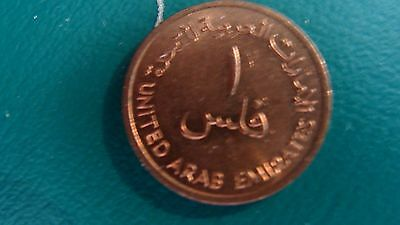 United Arab Emirates Fils 1973