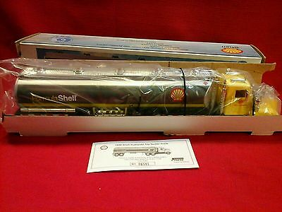 1998 Formula Shell Authentic Toy Tanker, NEW, Limited Edt. #06581 in Box