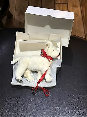 "American Girl Doll 18"" Molly Retired Birthday Original Bennett Pup Dog Box PC"