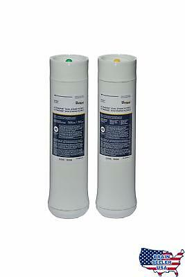 Whirlpool WHEEDF Dual Stage Replacement Pre/Post Water Filters (Fits Systems WHA