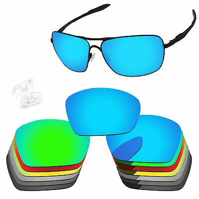 PapaViva Polarized Replacement Lenses For-Oakley Plaintiff Squared Multi-Options