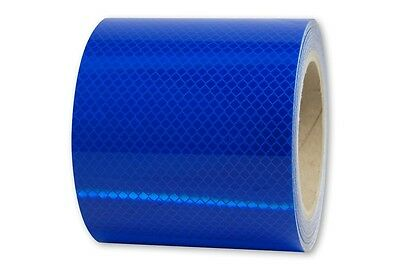 3M x 100mm 3M™ Reflex ribbon Diamond Grade™ RA3/C 4090 Reflex foil blue