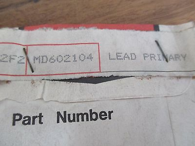 Genuine Mitsubishi  Primary Wire Lead.. Part Number   MD602104