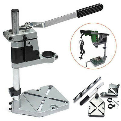 Bench Drill Press Stand Workbench Repair Tool Clamp for Drilling Collet 35&43mm