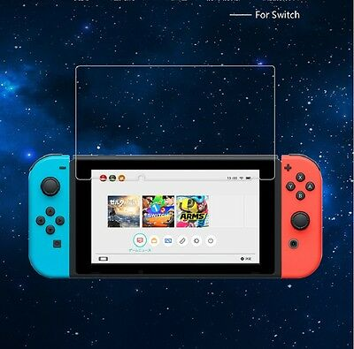 Good Premium Tempered Glass Screen Protector For Nintendo Switch Console