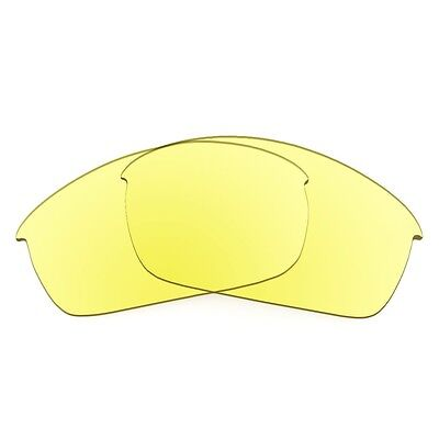 Sure Polarized Yellow Color Replacement Lenses for Oakley Flak Jacket