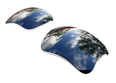 Fit&See Polarized Sliver Replacement Lenses for Oakley Flak 2XL