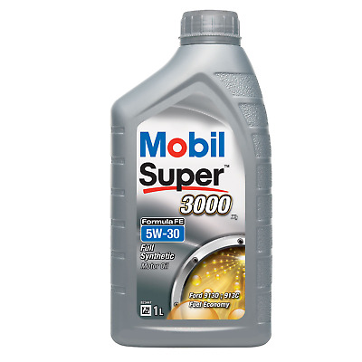 MOBIL Super 3000 X1 Formula FE 5W30 Fully Synthetic Engine Oil