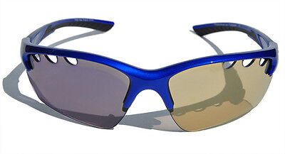 Wrapz Trailbreaker Vented Transition Photochromic Sunglasses Various Colours