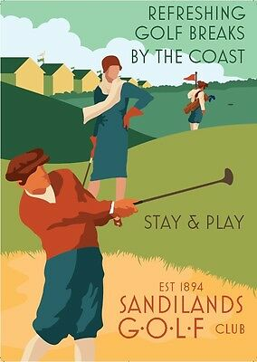 Links Golf Break - Sandilands, Lincolnshire Coast