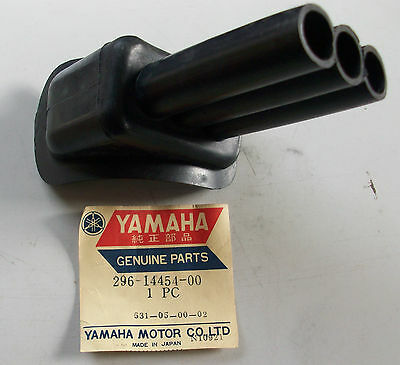 NEW GENUINE YAMAHA V50 V75 U7E AIRCLEANER INTAKE JOINT PART No. 296-14454-00