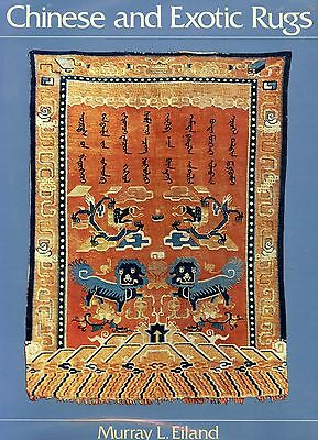 Chinese and Exotic Rugs - Tibet Mongolia India Turkestan Etc. / In-Depth Book