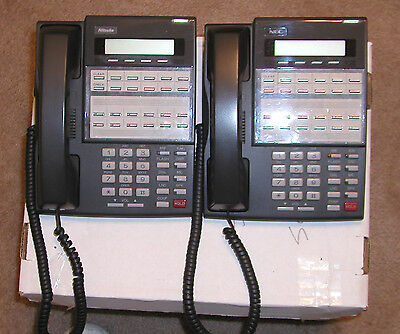 NEC/Nitsuka 80573 22 BTN DS Phones with Speaker and LCD Display