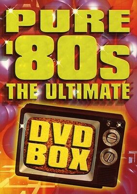 Pure 80's: The Ultimate DVD Box [3 Discs] (DVD Used Very Good)