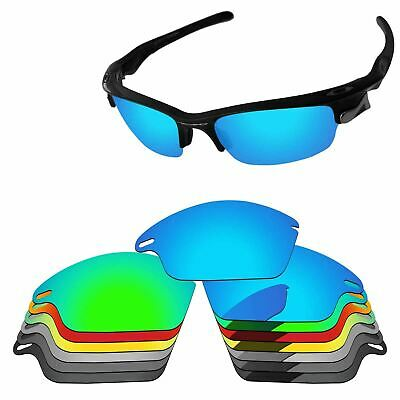 PapaViva Polarized Replacement Lenses For-Oakley Fast Jacket Multi-Options