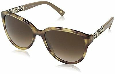 Transparent brown havana frame / brown gradient le Escada - Occhiali da sole SES