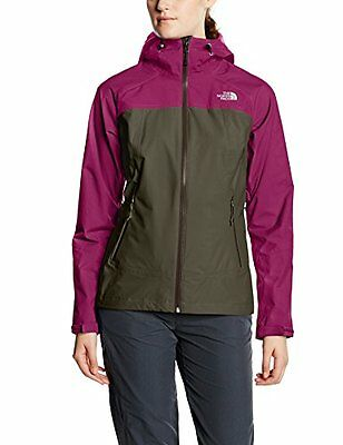 Verde (New Taupe Green) (TG. XL) The North Face - Giacca da donna, verde (new ta