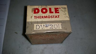 Dole Thermostat DV-2011  New Old Stock
