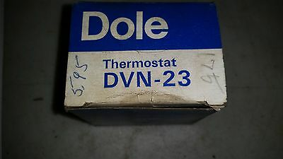 Dole Thermostat DVN-23  New Old Stock