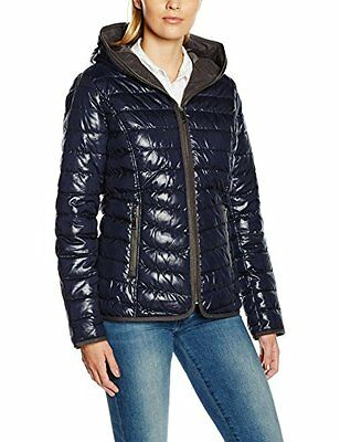 Blau (Deep Blue Patch 8003) (TG. 40) TAIFUN by Gerry Weber Easy Casual 4, Gilet