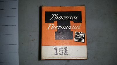 Thomson Thermostat 151 New Old Stock