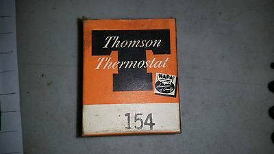 Thomson Thermostat 154 New Old Stock