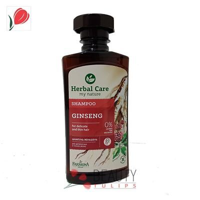Farmona Herbal Care My Nature Ginseng Shampoo 330ml