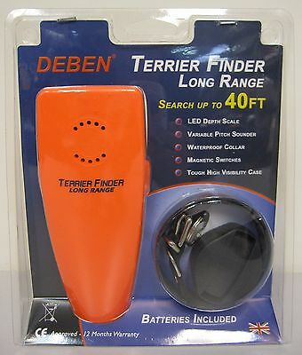 Deben - Terrier Finder Long Range Set- Terrier finder